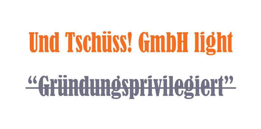 Mindesteinzahlung Gmbh